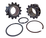 Noram Cheetah Clutch Replacement Sprocket #35