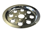 Belt Sprocket Cover For Harley-Davidson Motorcycles