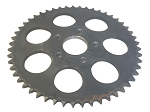 Rear Wheel Sprocket, 51T For Harley-Davidson Sportsters (1979-81)