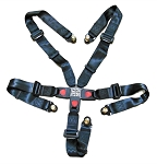 5 Point Seat Belt & Shoulder Harness (6.000.354)