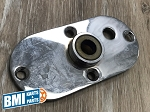 Chrome Inspection Plate For Harley Shovelheads (1974-85)