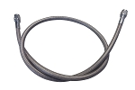 Steel Braided Brake Line - 30''