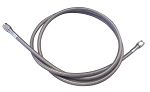 Steel Braided Brake Line - 52