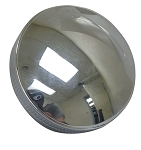 Chrome Gas Cap (Non-Vented) For Harley-Davidson Fat Boy