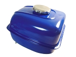 Blue Fuel Tank for 6.5 HP Clone / GX 160 or GX200 Engine
