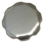 Fuel / Gas Tank Cap (Chrome) Standard for 5.5-13HP Honda Clone Engines