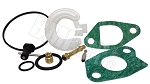 Carburetor Rebuild Kit for 6.5 HP Honda Clone with Gaskets