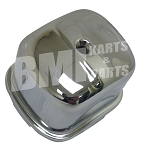 Chrome Voltage Regulator Cover
