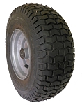 13 x 5.00-6 Tire with Rim (Front) (Off Returned Kart)