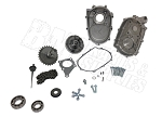 ---Out of Stock--- 2:1 Reduction Gearbox Kit for Honda 6.5HP GX200 Engine (22mm)