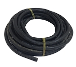 Black Neoprene Fuel / Oil Line - 1/4
