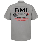 BMI Speedway - Industrial Work Shirt