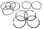 Piston Ring Set for Harley Sportster Ironhead1000cc (1972 and Later)
