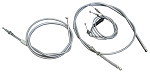 Honda CB450 High Bar Cable Kit (Throttle, Clutch, Brake)