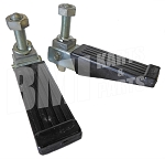 Minibike Footrest / Foot Pegs