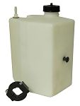 G-Man Plastic Hex Fuel Tank - 3 Quart (Vertical)
