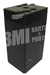 Heavy Duty Motorcycle Battery 6V - 24Ah (Tall)