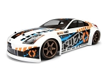 HPI Sprint 2 Drift Car 1/10 RTR Nissan 350Z Body