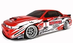 HPI E10 Drift 1/10 RTR Nissan Car Discount Tire