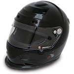 Impact Mini Champ Helmet (Black)