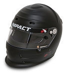 Impact Mini Champ Helmet (Flat Black)