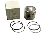 Piston with Rings For Harley-Davidson Big Twins 61'' (1936 & later)