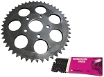Diamond Chain And Sprocket Kit, #530 104 Link