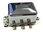 12 Volt Regulator with Chrome Cover Kit