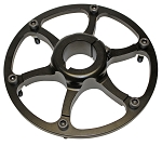 Light-Weight Sprocket Hub - Clamp On (1-1/4