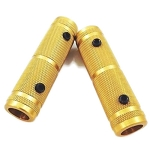 Aluminum Pedal Grips  1/2'' or 14mm ID (1 Pair)