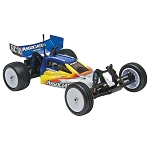 Associated 1/10 Off-Road Buggy RC10B4.2 Brushless RTR LiPo Combo