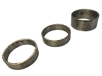 Set of 3 Steel Bushings For Harley-Davidson Big Twins