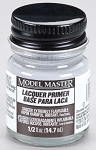 Testors Model Master Gray Sandable Lacquer Primer 1/2oz