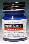 Testors Model Master Ford GM Engine Blue GP00473 1/2 oz