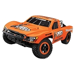 Traxxas 1/10 Slash 2WD Truck RTR - R. Gordon #7 (Orange)