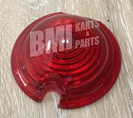 Harley-Davidson Marker Bullet Light Replacement Lens-Red