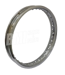 Vintage Motorcycle Chrome Rim (16