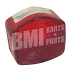 Tail Light Lens for Honda C70 & CB125S