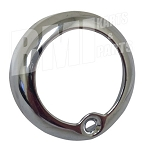 Marker Light Chrome Rim