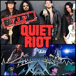 Quiet Riot & Autograph VIP Package (09/25/18) - *MUST PURCHASE TICKET SEPARATELY*