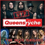 Queensryche & Iron Maidens VIP Package (06/23/18) - *MUST PURCHASE TICKET SEPARATELY*