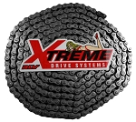 #35 RLV Extreme Chain Black on Black - 10' Roll