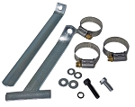 Universal Exhaust Support System for 4 Cycle Engines