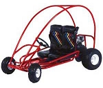 2004 Brister's Scorpion ZX265E Go Kart- DISCONTINUED