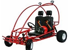 2004 Brister's  Scorpion ZX211SE Go Kart - DISCONTINUED