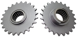 Aggressor Racing Clutch Replacement Sprocket #35