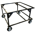 Streeter Super Lift Oval/Full Bodied Kart Double Stacker