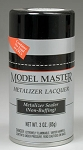Testors Model Master Spray Metalizer No Buff Sealer (3 oz)