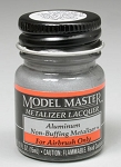Testors Model Master Aluminum No Buff Metallic (1/2 oz)
