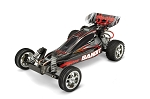 Bandit 1/10 Extreme Sports Buggy Silver, RTR W/ iD Battery & 4 Amp Peak DC Charger